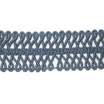 "Braid 1 1/4"" Denim Blue 7 Yards"