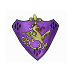 Iron On Patch Applique - Dragon Patch