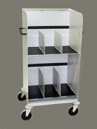 """Cassette and Film Cart 41"""" (without work top)"""