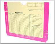 Mammography Film Jacket - Long Term (200/box)