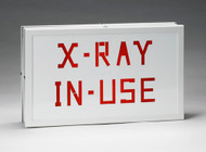 X-Ray In-Use Sign