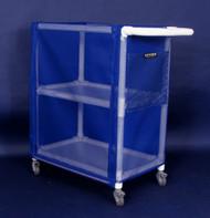 "Two Shelf Mobile / MRI Cart (20""x40""x43"")"