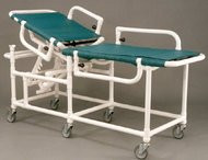 "Deluxe Transport Stretcher (24"" bed width)"