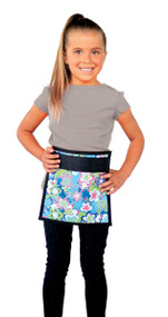 Shielding Pediatric Half Apron