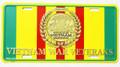 Republic of Vietnam, Vietnam War Veterans License Plate