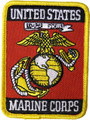 US Marines Patch