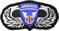 11th Airborne Patch