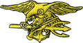 Navy Seal Patch