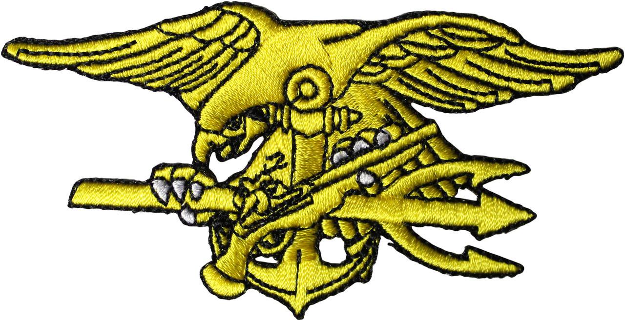 Navy Seals Patch Mickeys Surplus