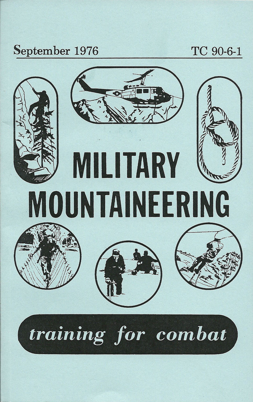 a23a02fb6 Military Mountaineering - Mickey's Surplus