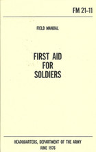 First Aid Field Manual