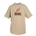 Tan Infidel T-Shirt