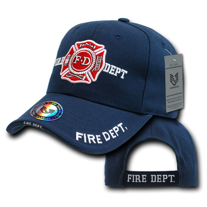 0b4b98a1fb3ddd Rapid Dominance Fire Department Ball Cap - Mickey's Surplus