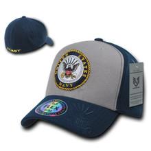 US Navy Flex Fit Ball Cap