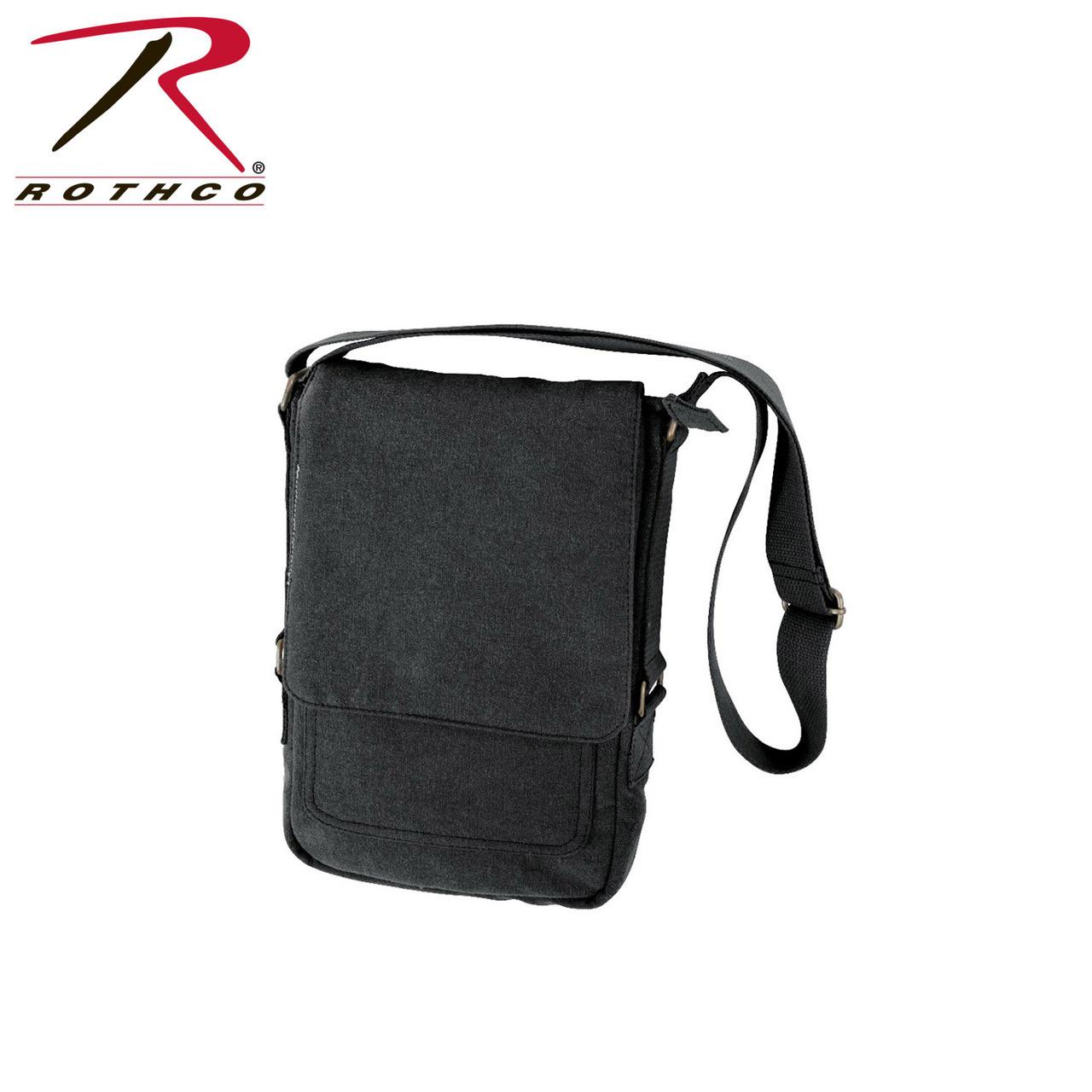 Rothco Vintage Canvas Military Tech Bag