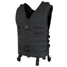 Black Modular Vest