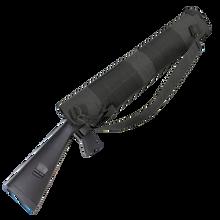 Black Shotgun Scabbard