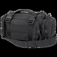 Black Deployment Bag