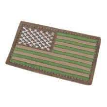 Multicam Flag Hook and Loop Patch
