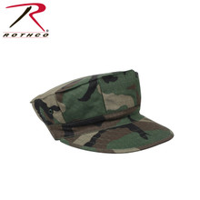 Rothco Woodland 5 Point Marine Corps Cap