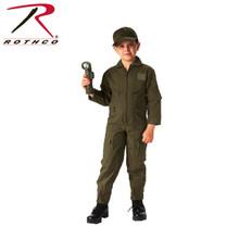 Rothco Kid's OD Flightsuit