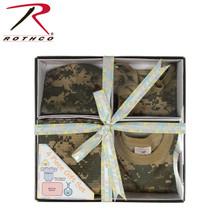 Rothco Infant 4 Piece Camo Boxed Gift Set ACU