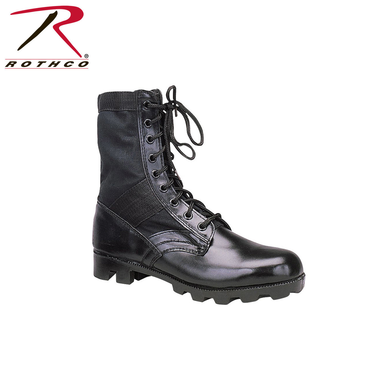 MENS ROTHCO 5094 GI STYLE SPEEDLACE COMBAT ARMY BOOTS SIZES 5 TO 15 REGULAR