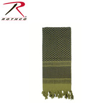 Rothco Shemagh Tactical Desert Scarf OD