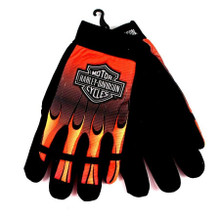 Harley Davidson Mechanic Style Glove Size Large