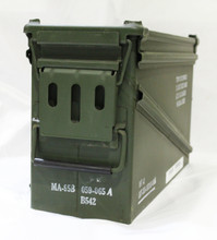 40mm Ammo Can Used Front