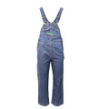KEY® Denim Bib Overall Enzyme Washed