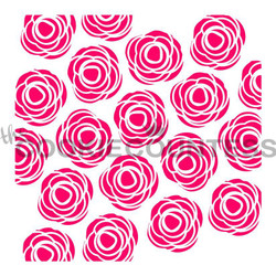 Scribble Roses