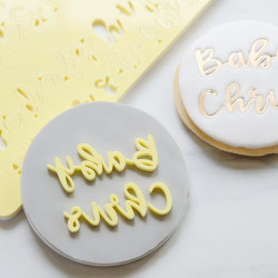 Cookie/Cupcake Tacky Pad