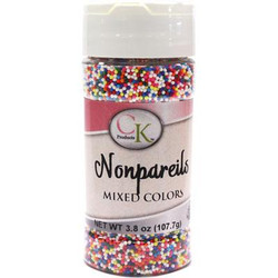 Mixed Nonpareils