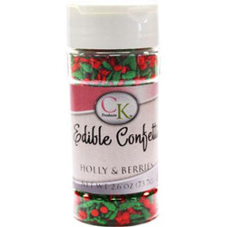 Holly & Berries  2.6oz