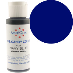 Navy Blue  2 oz