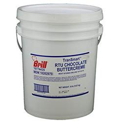 Chocolate Buttercream   35 LB