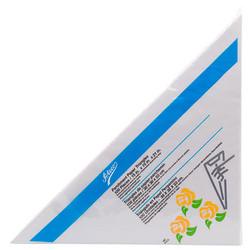 "Parchment Triangles 9"" Cone 100  set"