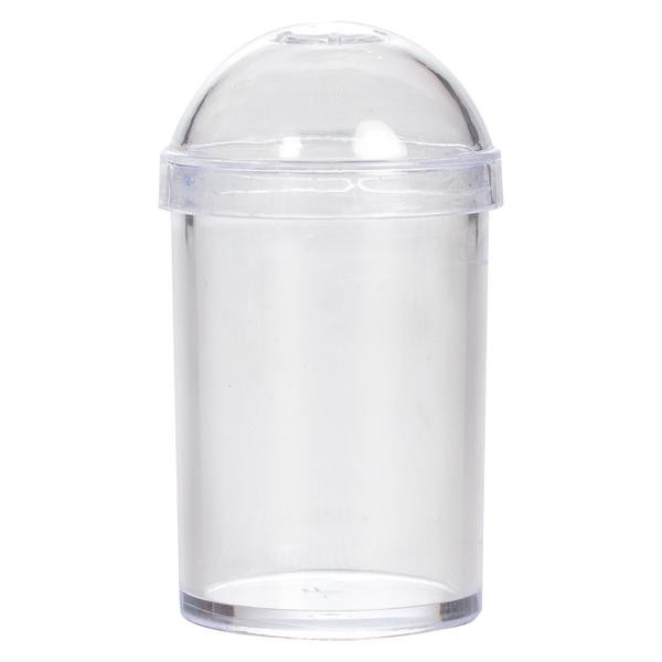 Container used to sprinkle glitter on edible projects.  Set of 2.