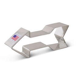"""Let Ann Clark's 4 1/2"""" Arrow Cookie Cutter point the way to terrific cookies. Make arrow shaped cookies and treats or use for crafts and decorating. Fun for Weddings, Valentines and just for fun. Fits right into any Boho Chic theme. Made in the USA."""