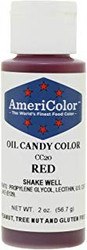 Red Candy Color  2oz