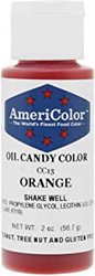 Orange Candy Color 2oz