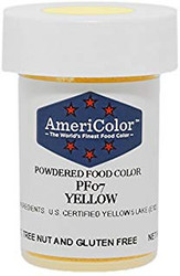 Yellow Powder  3g
