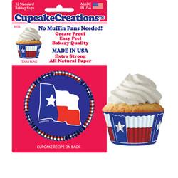 Texas Flag Standard 32pc