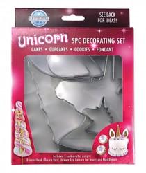 Unicorn 5pc Set