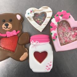 Valentine Isomalt Cookies  1/28   6:30-8pm