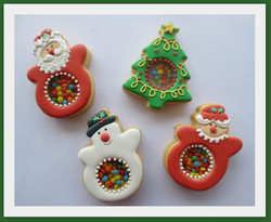 Isomalt Cookies  12/10   6:30-8pm