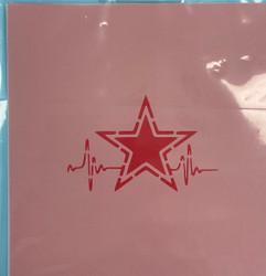 Cowboy Star w/ Heart Beat