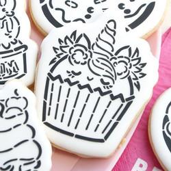 Unicorn Cupcake PYO