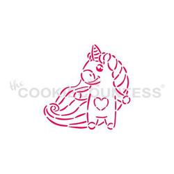 Unicorn w/ Heart PYO